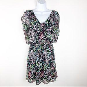 🌿 Candie's Floral Flirty Dress
